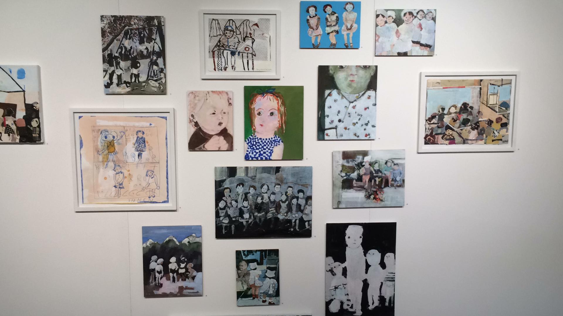 Ausstellung Heidy Vital