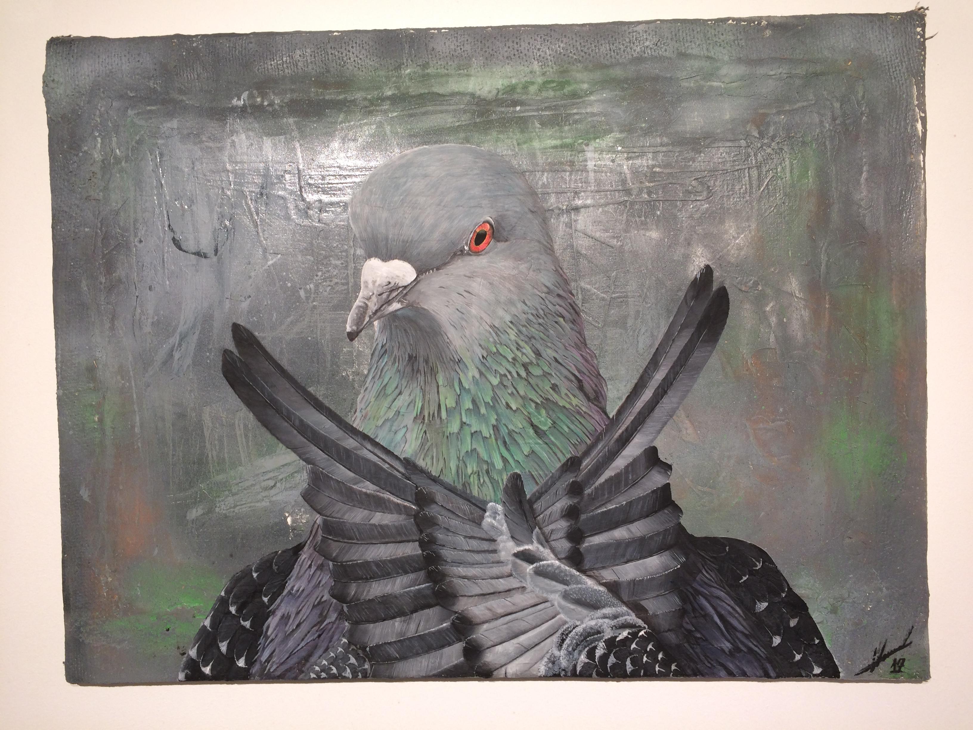 Ausstellung Patrick Werner